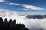 Australasia;Australia;Australian;Blue-Mountains;Blue-Mountains-N.P.;Blue-Mountains-National-Park;Blue-Mountains-NP;bluff;bluffs;cliff;cliffs;cloud;clouds;cloudy;Echo-Point;erode;eroded;erosion;escarpment;escarpments;fog;foggy;fogs;geological;geology;Gunnedoo;Jamison-Valley;Katoomba;Meehni;mist;mists;misty;mountainside;mountainsides;N.S.W.;New-South-Wales;NSW;rock;rock-formation;rock-formations;rock-outcrop;rock-outcrops;rock-tor;rock-torr;rock-torrs;rock-tors;rocks;sandstone;steep;stone;The-Three-Sisters;Three-Sisters;UN-world-heritage-site;UNESCO-World-Heritage-Site;united-nations-world-heritage-site;Wimlah;world-heritage;world-heritage-area;world-heritage-areas;World-Heritage-Park;World-Heritage-site;World-Heritage-Sites