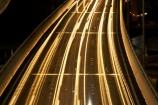 australasia;Australia;australian;Brisbane;Brisbane-River;car;cars;cities;city;cityscape;cityscapes;expressway;expressways;freeway;freeways;head-lights;highway;highways;illuminate;illuminated;light;lights;motorway;motorways;night;night-time;Queensland;Riverside-Expressway;time-exposure;traffic;tranport;transportation
