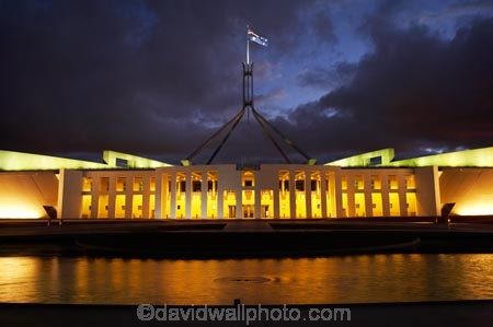 A.C.T.;ACT;architectual;architecture;Australia;Australian-Capital-Territory;Australian-Federal-Parliament;Australian-Flag;Australian-Flags;Australian-Parliament;building;buildings;calm;Canberra;Canberra-City;capital;Capital-Hill;capitals;city;column;columns;dark;dusk;evening;federal-government;flag;flag-pole;flag-poles;flag-post;flag-posts;flagpole;flagpoles;flagpost;flagposts;flags;flagstaff;flagstaffs;flood-lighting;flood-lights;flood-lit;flood_lighting;flood_lights;flood_lit;floodlighting;floodlights;floodlit;government;house-of-parliament;houses-of-parliament;light;lights;Mitchell,-Giurgola-and-Thorp-Architects;New-Parliament-House;night;night-time;night_time;Parliament;Parliament-Building;Parliament-House;pillar;pillars;placid;pond;ponds;quiet;reflection;reflections;seat-of-government;serene;smooth;still;tranquil;twilight;water