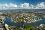Aus;Australia;Australian;Gold-Coast;Nerang-River;observation-deck;Q1;Q1-Skyscraper;QLD;Queensland;river;rivers;Roma-Park;Sky-Point;SkyPoint;Surfers-Paradise;View;viewing-deck;waterways;waterways-development