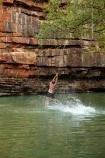 Australasian;Australia;Australian;billabong;billabongs;bluff;bluffs;cliff;cliffs;fun;jump;jumping;Kimberley;Kimberley-Region;people;person;rope-swing;rope-swings;splash;splashing;swim;swimming;swimming-hole;swimming-holes;The-Grotto;The-Kimberley;tourism;tourist;tourists;W.A.;WA;waterhole;waterholes;West-Australia;Western-Australia;Wyndham
