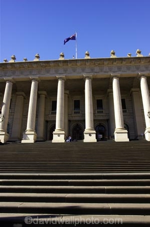 architectural;architecture;australasia;Australia;australian;australian-flag;australian-flags;building;buildings;c.b.d.;cbd;central-business-district;classic;classical;collonade;collonnade;colonade;colonial;colonnade;column;columns;facade;facades;flag;flags;government;governments;greek-architecture;historic;historical;history;horizontal;Italian-renaissance;Melbourne;old;parlament;parliament;Parliament-Buildings;parliment;stair;stairs;state-houses-of-parliament;step;steps;vertical;Victoria