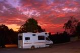 Australasia;Australia;Britz-campervan;Britz-campervans;camper;camper-van;camper-vans;camper_van;camper_vans;campers;campervan;campervans;dusk;Emerald-Springs-Road-House;Emerald-Springs-Roadhouse;evening;holiday;holidays;motor-caravan;motor-caravans;motor-home;motor-homes;motor_home;motor_homes;motorhome;motorhomes;N.T.;nightfall;Northern-Territory;NT;orange;sky;sunset;sunsets;Top-End;tour;touring;tourism;tourist;tourists;travel;traveler;travelers;traveling;traveller;travellers;travelling;twilight;vacation;vacations;van;vans