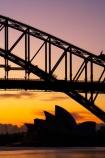 architectural;architecture;Australasia;Australia;Bennelong-Point;break-of-day;bridge;bridges;dawn;dawning;daybreak;first-light;icon;iconic;icons;landmark;landmarks;morning;N.S.W.;New-South-Wales;NSW;Opera-House;orange;structure;structures;sunrise;sunrises;sunup;Sydney;Sydney-Harbor;Sydney-Harbor-Bridge;Sydney-Harbour;Sydney-Harbour-Bridge;Sydney-Opera-House;twilight