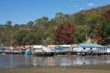 Australasian;Australia;Australian;boat-shed;boat-sheds;boatshed;boatsheds;calm;Cornelian-Bay;Derwent-River;Hobart;Island-of-Tasmania;placid;quiet;reflection;reflections;River-Derwent;serene;smooth;State-of-Tasmania;still;Tas;Tasmania;tranquil;water