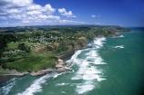 suburbia;houses;water;community;seaside;sea;seashore;tide;tidal;coastline;bays;aerials;communities;ocean;beach;beaches;shore;shoreline;waves;surf