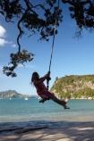 10-year-old;10-years-old;9-year-old;9-years-old;child;children;coast;coastal;Coromandel;Coromandel-Peninsula;Flaxmill-Bay;fun;girl;girls;happy;joy;kid;kids;kiwi-icon;kiwi-icons;kiwiana;little-girl;little-girls;Maramaratotara-Bat;N.I.;N.Z.;New-Zealand;NI;nine-year-old;nine-years-old;North-Is;North-Is.;North-Island;NZ;outdoor;outside;people;person;play;playing;Pohutukawa-Tree;Pohutukawa-Trees;rope-swing;rope-swings;Shakespeare-Cliff;Shakespeares-Cliff;shore;summer;swing;swinging;swings;ten-year-old;ten-years-old;Waikato;young-girl;young-girls