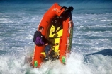 wave;waves;inflatable;rubber;boat;life;saving;lifesaving;lifesavers;rescue;irb;orange;exciting;excite;adrenaline;action;adventure;wet;water;splash