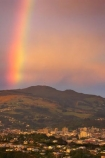cloud;clouds;cloudy;colored;colors-of-the-rainbow;coloured;colours-of-the-rainbow;Dunedin;light;Mount-Cargill;Mt-Cargill;Mt.-Cargill;N.Z.;New-Zealand;NZ;Otago;rain;rainbow;rainbows;raining;refraction;S.I.;SI;skies;sky;South-Is.;South-Island