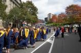 Dunedin;Graduation-Ceremonies;Graduation-Ceremony;Graduation-Parade;Moray-Place;N.Z.;New-Zealand;NZ;Otago;parade;parades;S.I.;SI;South-Is.;South-Island;Town-Hall