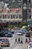 C.B.D;car;cars;CBD;Central-Business-District;Dunedin;Dunedin-Railway-Station;historic-Railway-Station;Lower-Stuart-St;Lower-Stuart-St.;Lower-Stuart-Street;Lwr-Stuart-St;N.Z.;New-Zealand;NZ;Otago;pedestrians;people;person;S.I.;shopper;shoppers;SI;South-Is;South-Island;street-scene;street-scenes;streets;traffic;vehicle;vehicles