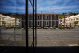 architecture;building;buildings;crossing;Dunedin;heritage;historic;historic-building;historic-buildings;historical;historical-building;historical-buildings;history;mirror;mirrored;mirrors;N.Z.;New-Zealand;NZ;old;Otago;Otago-port;pedestrian-crossing;Port-Chalmers;Port-Chalmers-Town-Hall;Port-of-Otago;Port-Otago;Pt-Chalmers;reflected;reflection;reflections;S.I.;SI;South-Is;South-Is.;South-Island;Sth-Is;street-scene;tradition;traditional;window;windows