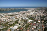 city;town;aerial;aerials;section;urban-sprawl;populated;CBD;central-business-district;main-street;george-street;george-st;layout;cityscape;university-of-otago;otago-university;university
