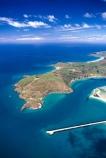 Pacific;Ocean;Beach;beaches;harbor;harbors;harbour;harbours;peninsula;shore;shoreline;aerial-;aerials;Dunedin;Otago;Peninsula;Otago-Harbour;Pacific-Ocean-;Taiaroa-Head;Albatross-Colony;mole;Aramoana;breakwater;breakwaters