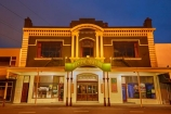 building;buildings;dark;Dunedin;dusk;evening;heritage;historic;historic-building;historic-buildings;historical;historical-building;historical-buildings;history;light;lighting;lights;Mayfair-Theatre;N.Z.;New-Zealand;night;night-time;night_time;NZ;old;Otago;South-Dunedin;South-Is;South-Island;Sth-Is;theatre;theatres;tradition;traditional;twilight