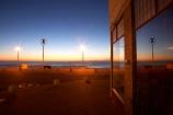 break-of-day;coast;coastal;coastline;coastlines;coasts;dawn;dawning;daybreak;Dunedin;first-light;morning;N.Z.;New-Zealand;NZ;ocean;oceans;orange;Otago;Pacific-Ocean;reflection;reflections;S.I.;Saint-Clair-Beach;Saint-Clair-Esplanade;sea;seas;Shark-Bell;shore;shoreline;shorelines;shores;SI;South-Is;South-Is.;South-Island;St-Clair;St-Clair-Beach;St-Clair-Esplanade;St.-Clair-Beach;St.Clair;St.Clair-Esplanade;sunrise;sunrises;sunup;The-Esplanade;The-Esplanade-Restaurant;twilight;water;window;windows