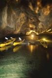 adventure;beach;cavern;grotto;kayak;ocean;pink-cathedral