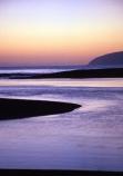 Outlet;Lake-Onoke;lakes;lake;onoke;Palliser-Bay;bays;palliser;North-Island;dusk;evening;twilight;calm;scenic;curve;curves;peaceful;calmness
