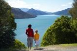 boy;boys;child;children;families;family;kid;kids;lookout;Mahakipawa-Arm;Mahau-Sound;Marlborough;Marlborough-Sounds;model-release;model-released;mother;N.Z.;New-Zealand;NZ;people;S.I.;SI;small-boy;small-boys;South-Is.;South-Island;view;views