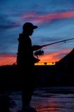 boy;boys;Canterbury;dusk;evening;fisher;fisherman;fishermen;fishing;fishing-lines;fishing-pole;fishing-poles;fishing-rod;fishing-rods;fishng-line;Lake-Ohau;Mackenzie-Country;Mackenzie-District;New-Zealand;night;night_time;nightfall;North-Otago;NZ;Ohau-Canal;S.I.;SI;South-Canterbury;South-Is;South-Island;Sth-Is;sunset;sunsets;twilight;Waitaki-District;Waitaki-Region