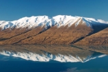 lake;lakes;mountain;mountains;tranquil;tranquility;reflection;reflections;peaceful;winter;cold;lake-ohau;ohau;ben-ohau-range;view;alpine;season;seasons;south-island;new-zealand;mackenzie-country;waitaki-district;blue;calm;calmness;clean;clear;Daytime;Exterior;green;high-country;idyllic;waitaki;mackenzie;Nature;Outdoor;Outdoors;Outside;Peacefulness;pure;Quiet;Quietness;Scenic;Scenics;silence;tourism;tourist;tourists;water;snow;snowy;landscape;landscapes