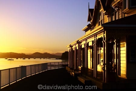 Bay-of-Islands;dawn;Early-light;Fullers;Fullers-Building;holiday;holidaying;holidays;new-zealand;north-is.;north-island;Northland;ocean;Paihia;sea;seaside;settlement;sunrise;tourism;tourist;township;travel;traveling;travelling;vacation;vacationing;vacations