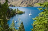 Benmore-Dam;boat;boats;Lake-Benmore;larch;larch-tree;larch-trees;larches;larix;Larix-decidua;N.Z.;New-Zealand;North-Otago;NZ;Otago;SI;South-Island;Waitaki-District;Waitaki-Valley;yacht;yachts