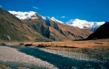 river;riverbed;mountain;mountains;rock;rocks;rocky;water;flow;flowing;snow-cap;snow_cap;snow-caps;snow_caps;snow-capped;snow_capped;isolated;calm;peaceful