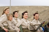 Angela-Tainui;Anna-Jack;army;combat;Emily-Trenberth;event;events;Frankie;Lois-Trenberth;military;N.Z.;Nadine-Hoskins;New-Zealand;NZ;Otago;re_enactment;S.I.;SI;South-Is.;South-Island;uniform;uniforms;WAAF;Wanaka;warbirds-over-wanaka;women;Women-Auxiliary-Air-Force;world-war-2;world-war-two;ww2;WWII
