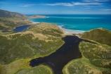 aerial;aerial-image;aerial-images;aerial-photo;aerial-photograph;aerial-photographs;aerial-photography;aerial-photos;aerial-view;aerial-views;aerials;coast;coastal;coastline;coastlines;coasts;Cook-Strait;lake;Lake-Kohangapiripiri;Lake-Kohangatera;lakes;N.I.;N.Z.;New-Zealand;NI;North-Is;North-Island;NZ;Pencarrow-Head;Pencarrow-Heads;sea;seas;shore;shoreline;shorelines;shores;water;Wellington