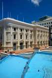 architecture;building;buildings;Civic-Sq;Civic-Square;heritage;historic;historic-building;historic-buildings;historical;historical-building;historical-buildings;history;N.I.;N.Z.;New-Zealand;NI;North-Is;North-Island;NZ;old;people;person;pond;ponds;pool;pools;town-hall;town-halls;tradition;traditional;water;water-feature;water-features;Wellington;Wellington-Town-Hall