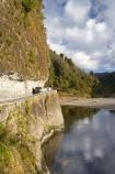 bluff;bluffs;buller;Buller-District;Buller-Gorge;Buller-Region;Buller-River;cliff;cliffs;cutting;engineering;gorges;Hawks-Crag;hawkes;Hawks-Crag;highways;lorries;lorry;Lower-Buller-Gorge;N.Z.;New-Zealand;NZ;river;rivers;road;roading;roads;S.I.;SI;South-Is;South-Island;State-Highway-6;State-Highway-Six;transport;transportation;travel;truck;trucks;West-Coast;Westland;Westport