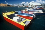 boat;boats;colour;red;yellow;color;colors;colours;warves;harbor;harbors;harbours;viti-levu;harbour;boating;transport;transportation;island