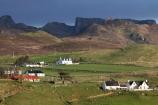 A855;agricultural;agriculture;An-t_Eilean-Sgitheanach;Britain;Brogaig;cottage;cottages;country;countryside;Eilean-Che�;escarpment;escarpments;farm;farming;farmland;farms;field;fields;G.B.;GB;Great-Britain;Highlands;home;homes;house;houses;Inner-Hebrides;Island-of-Skye;Isle-of-Skye;meadow;meadows;mountain;mountains;paddock;paddocks;pasture;pastures;Quiraing;rural;Scotland;Scottish-Highands;Skye;The-Quiraing;Trotternish-Peninsula;Trotternish-Ridge;U.K.;UK;United-Kingdom;village;villages