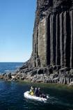 Argyll-and-Bute;basalt-column;basalt-columns;basalt-formation;basalt-formations;basaltic-lava;bluff;bluffs;boat;boats;Britain;cliff;cliffs;columnar-basalt;columnar-jointed-basalt;extrusive-volcanic-rock;formations;G.B.;GB;geological;geology;Great-Britain;hexagonal-basalt-columns;hexagonally-jointed-basalt-columns;Highlands;inflatable-boat;inflatable-boats;inflatable-rubber-boat;inflatable-rubber-boats;Inner-Hebrides;irb;irbs;Island-of-Mull;Island-of-Staffa;Isle-of-Mull;Isle-of-Staffa;lava-column;lava-columns;Mull;Mull-Island;National-Nature-Reserve;people;person;pleasure-boat;pleasure-boats;polygonal;RHIB;rigid_hulled-inflatable-boat;rock;rock-column;rock-columns;rock-formation;rock-formations;rock-outcrop;rock-outcrops;rocks;runabout;runabouts;Scotland;Scottish-Highlands;sea-cliff;sea-cliffs;Stafa;Staffa;Staffa-Island;stone;tourism;tourist;tourist-boat;tourist-boats;tourists;U.K.;UK;United-Kingdom;volcanic-column;volcanic-columns;volcanic-formation;volcanic-formations;volcanic-rock;water;zodiac;zodiacs