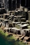 Argyll-and-Bute;basalt-column;basalt-columns;basalt-formation;basalt-formations;basaltic-lava;Britain;columnar-basalt;columnar-jointed-basalt;extrusive-volcanic-rock;formations;G.B.;GB;geological;geology;Great-Britain;hexagonal-basalt-columns;hexagonally-jointed-basalt-columns;Highlands;Inner-Hebrides;Island-of-Mull;Island-of-Staffa;Isle-of-Mull;Isle-of-Staffa;lava-column;lava-columns;Mull;Mull-Island;National-Nature-Reserve;polygonal;rock;rock-column;rock-columns;rock-formation;rock-formations;rock-outcrop;rock-outcrops;rocks;Scotland;Scottish-Highlands;Stafa;Staffa;Staffa-Island;stone;U.K.;UK;United-Kingdom;volcanic-column;volcanic-columns;volcanic-formation;volcanic-formations;volcanic-rock