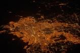 aerial;aerial-image;aerial-images;aerial-photo;aerial-photograph;aerial-photographs;aerial-photography;aerial-photos;aerial-view;aerial-views;aerials;Argentina;Argentine-Republic;cities;city;city-lights;dark;evening;Latin-America;light;lighting;lights;Mendoza;Mendoza-Province;night;night-time;night_time;South-America;Sth-America;street-lights;streets