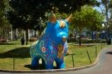 art;art-work;art-works;Blue-Bull;Blue-Bull-artwork;Central-Park;Kennedy-Park;Latin-America;Lima;Miraflores;Miraflores-District;Parque-Central-de-Miraflores;Parque-Kennedy;Peru;public-art;public-art-work;public-art-works;public-sculpture;public-sculptures;Republic-of-Peru;sculpture;sculptures;South-America;statue;statues;Sth-America