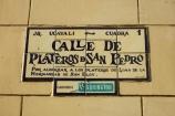 Calle-de-Plateros-de-San-Pedro;Historic-centre-of-Lima;historic-sign;historic-signs;Latin-America;Lima;old-sign;old-signs;Peru;Republic-of-Peru;road-sign;road-signs;sign;signs;Silver-Street;Silversmiths-Street;South-America;Sth-America;Street-of-Silver;Street-of-Silversmiths;street-sign;street-signs;UN-world-heritage-area;UN-world-heritage-site;UNESCO-World-Heritage-area;UNESCO-World-Heritage-Site;united-nations-world-heritage-area;united-nations-world-heritage-site;world-heritage;world-heritage-area;world-heritage-areas;World-Heritage-Park;World-Heritage-site;World-Heritage-Sites