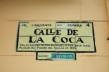 Calle-de-la-Coca;Coca-Street;Historic-centre-of-Lima;historic-sign;historic-signs;Latin-America;Lima;old-sign;old-signs;Peru;Republic-of-Peru;road-sign;road-signs;sign;signs;South-America;Sth-America;street;Street-of-the-Coca;street-sign;street-signs;streets;UN-world-heritage-area;UN-world-heritage-site;UNESCO-World-Heritage-area;UNESCO-World-Heritage-Site;united-nations-world-heritage-area;united-nations-world-heritage-site;world-heritage;world-heritage-area;world-heritage-areas;World-Heritage-Park;World-Heritage-site;World-Heritage-Sites