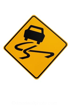 car;cold;dangerous;drive;driving-conditions;freeze;freezes;frost;frosted;frosty;frozen;ice;icy;leaf;New-Zealand;plant;road;roads;sign;signs;slippery;transportation;travel;traveling;travelling;trip;warning;warnings;winter;winter-driving;yellow;cutout