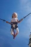 amusement-park;amusement-parks;bungy-trampoline;carnival;carnivals;child;children;Dunedin;Dunedin-Festival;fair;fairground;fairgrounds;fairs;fun-fair;fun-fairs;fun-park;fun-parks;funfair;funfairs;girl;girls;kid;kids;little-girl;little-girls;N.Z.;New-Zealand;NZ;Octagon;Otago;S.I.;SI;Small-Child;South-Is.;South-Island;trampoline